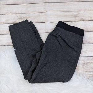 WHBM The Skinny Ankle 8 Grey Slack Career Pants